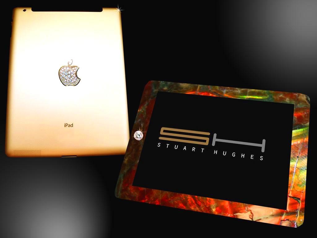 Самые роскошные и дорогостоящие планшеты