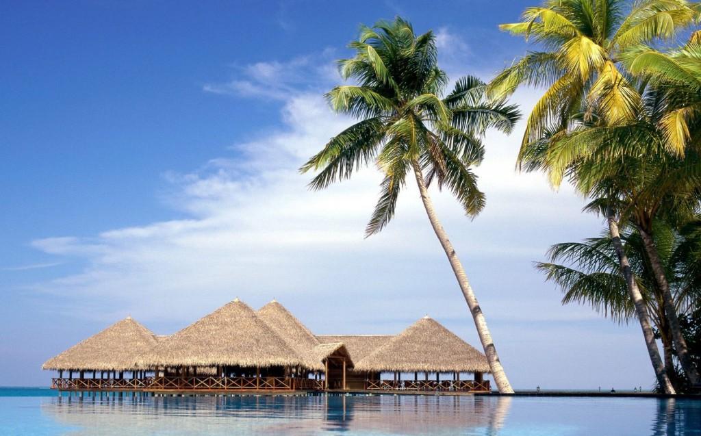 3 курорт 1024x637 Самый дорогой курорт мира. Роскошные курорты с фото.