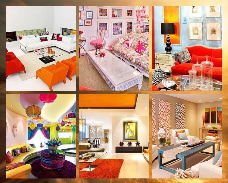 modern interior 1 Модные дизайны интерьера: идеи современности