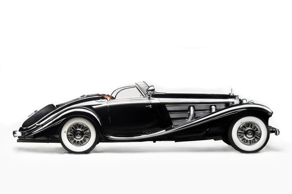 Самый роскошный автомобиль Мерседес